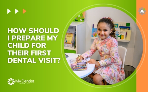 How Should I Prepare My Child for Their First Dental Visit?