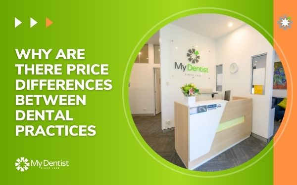 Why Are There Price Differences Between Dental Practices