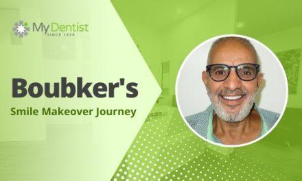 Boubker's Smile Makeover Journey
