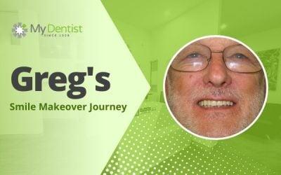 Greg's Smile Makeover Journey