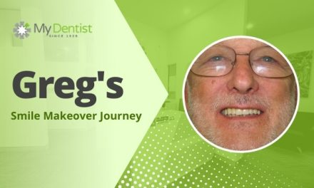 Greg's Smile Makeover Journey