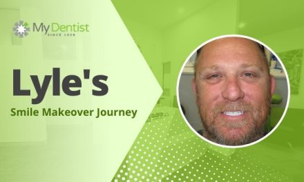 Lyle's Smile Makeover Journey